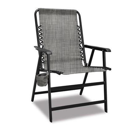 XL Suspension Chair, Gray