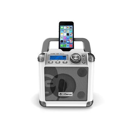 Mobile Cube, White