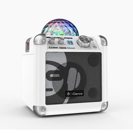 Sing Cube, White