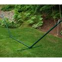 2 Point Hammock Stand, Green - 15'