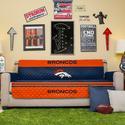 NFL Broncos Sofa Cover
