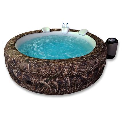 6-Person Portable Hot Tub, Realtree Max-5