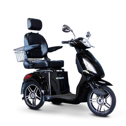 3-Wheel Scooter, Black