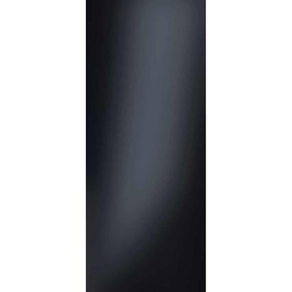 Norcold Black Plexiglas Refrigerator Door Panel, Lower Door Panel