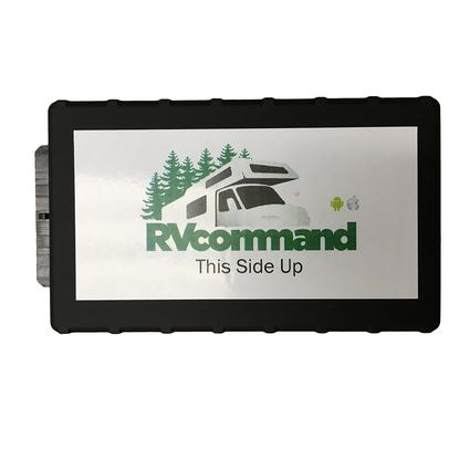 RV Command Remote Monitoring System