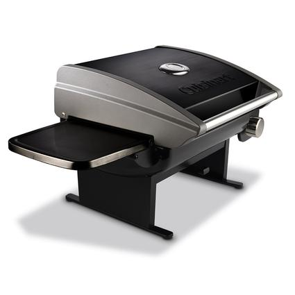 Cuisinart All-Foods Portable Gas Grill, Black