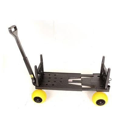 Mighty Cart, Black/Yellow