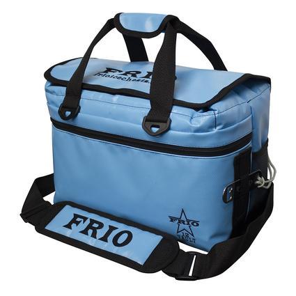 Frio Vault Soft Side Cooler, Blue, 12 Cans