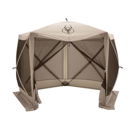 Gazelle 5 Sided Portable Gazebo