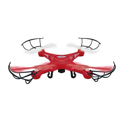 Drone with VGA Camera, Red