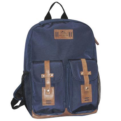Buxton Trekker Backpack, Navy