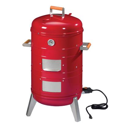 4-in-1 Smoker/Grill
