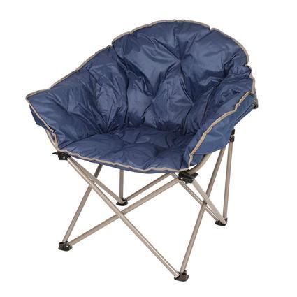 Club Chair - Navy