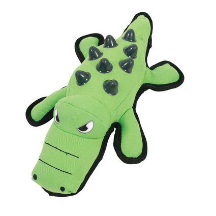 Dura Bites Alligator Dog Toy