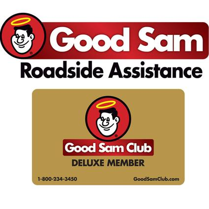 Lifetime Good Sam Membership with 1 Year Roadside Service