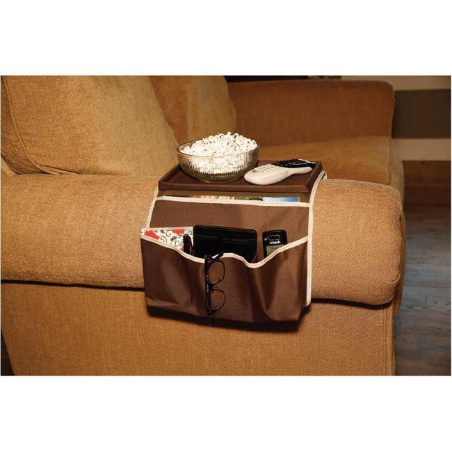 Image Sofa Armrest Organizer. To Enlarge The Image, Click Or Press Enter .