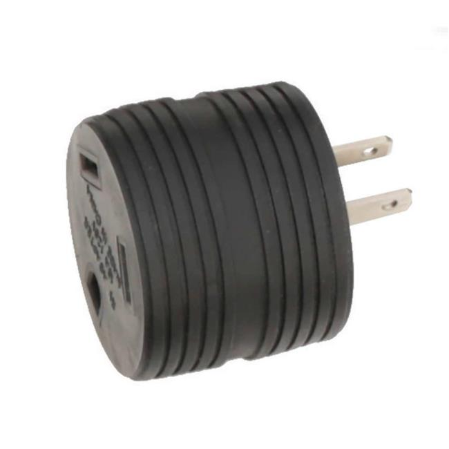 15 Amp Male to 30 Amp Female Round Adapter - Direcsource Ltd 100892 ...