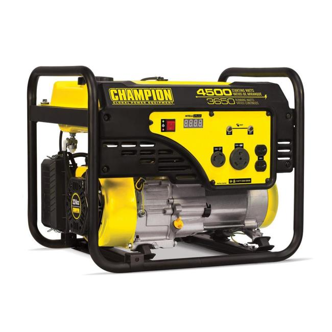portable generators. Image Champion 3650 Watt Portable Generator, 49-State. To Enlarge The Image, Generators -
