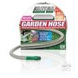 "Metal High-Flow Garden Hose, 25', 5/8"" dia."