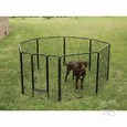 Heavy-Duty Pet Fence, 36H