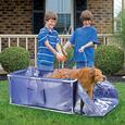 Portable Indoor and Outdoor Pet Bath