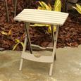 Original Quik-Fold Table - Desert Clay