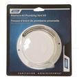 Replace-All Plumbing Vent Kit - Polar White