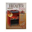 Mini Fireplace Heater