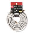 RG6 Digital Quadshield Coax Cable - 50
