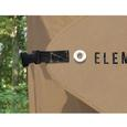 Elements Pickup Camper Cover, Queen Bed