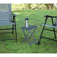 Quik-Fold Tag Along Table - Charcoal