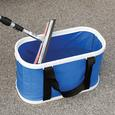 Collapsible RV Brush Bucket
