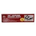 Husky Stabilizer Scissor Jacks, Set of 2