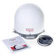 Winegard Pathway X1 Portable Satellite Antenna, White