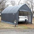 SUV/Truck Shelter 13 × 20 × 12 Grey Cover