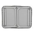 Lightweight Aluminum Folding Table
