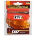 LED Cab Light; Amber; 15 Diode