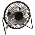 Metal 4 Cradle Fan