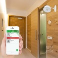 Wifi Motion Sensor with Message Alerts