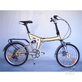Origami Cricket 7 Bike, Metallic Mocha