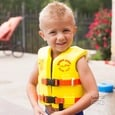 Super Soft Child Life Vest, Small, Yellow