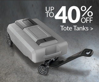 Save up to 40% on Tote Tanks!