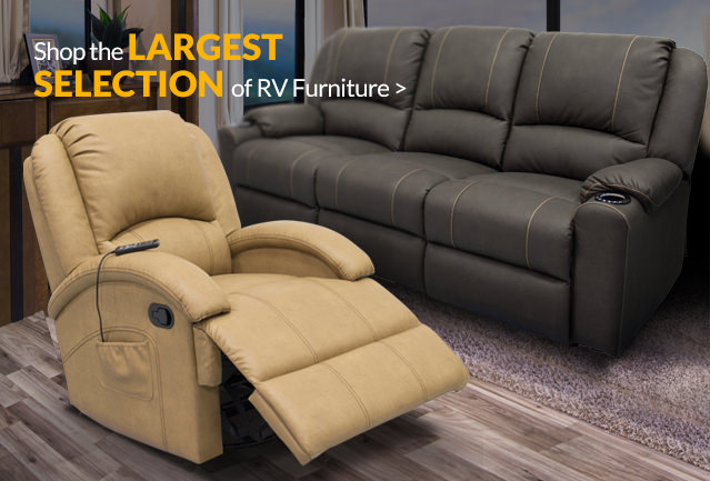 Shop the Largest Selection of RV Furniture